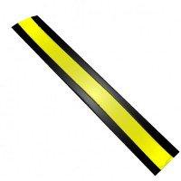 Полимерный сигнальный лист для обозначения газопроводов шириной 250 мм.